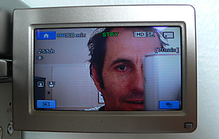Sony HDR-TG1 LCD