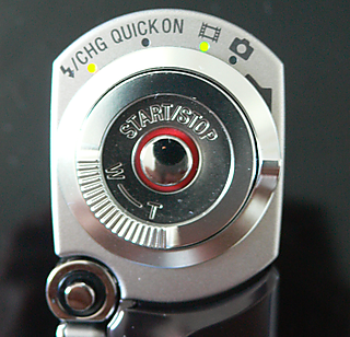 Sony HDR-TG1 Quick On