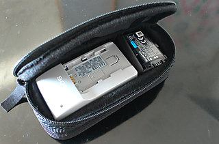 Sony HDR-TG1 Travel Kit