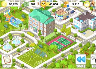 Screen shot City Story